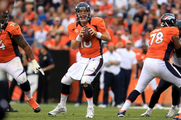 Exam To Determine Peyton Manning's Future