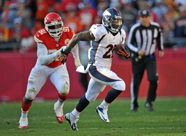 Broncos Grind Out 17-9 Win Over Chiefs to Get to 8-3