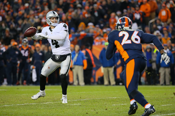 NFL: DEC 13 Raiders at Broncos